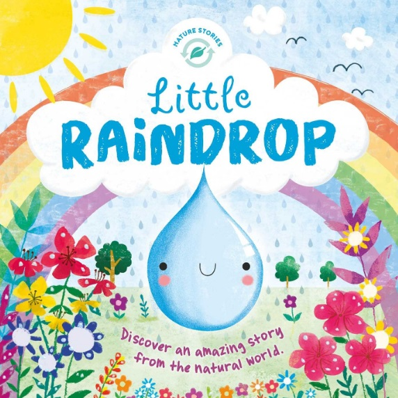 Little Raindrop book