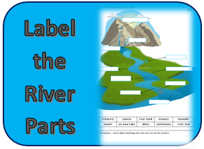 Label th river